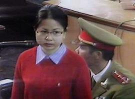 Luật sư Lê Thị Công Nhân
