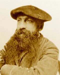 Điêu khắc gia Auguste Rodin