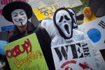 Occupy Seoul, Hàn Quốc