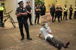 Occupy Wall Street ở Boston, bang Massachusetts, Hoa Kỳ