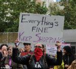 Occupy Wall Street ở Seattle, bang Washington, Hoa Kỳ