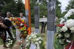 Berlin Wall 17 - Tưởng niệm các nạn nhân bị an ninh Đông Đức bắn chết tại Teltow Wall ngày 8 tháng 8 2011