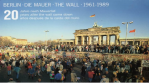 Berlin Wall 32 - Kỷ niệm 20 sụp đổ
