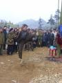 Tính thượng võ trong điệu múa khèn ngày hội Gầu Tào